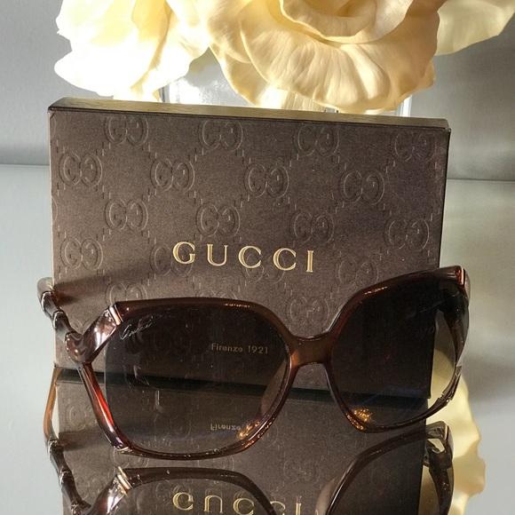 182eb693e79 Gucci Accessories - Gucci Bamboo Shades.. Slightly worn.